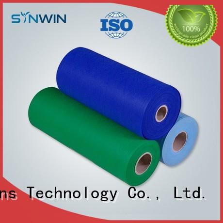 size using weight sale pp woven fabric Synwin Non Wovens