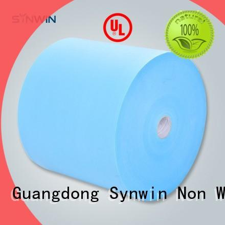 Synwin approved spunbond polyester factory for home