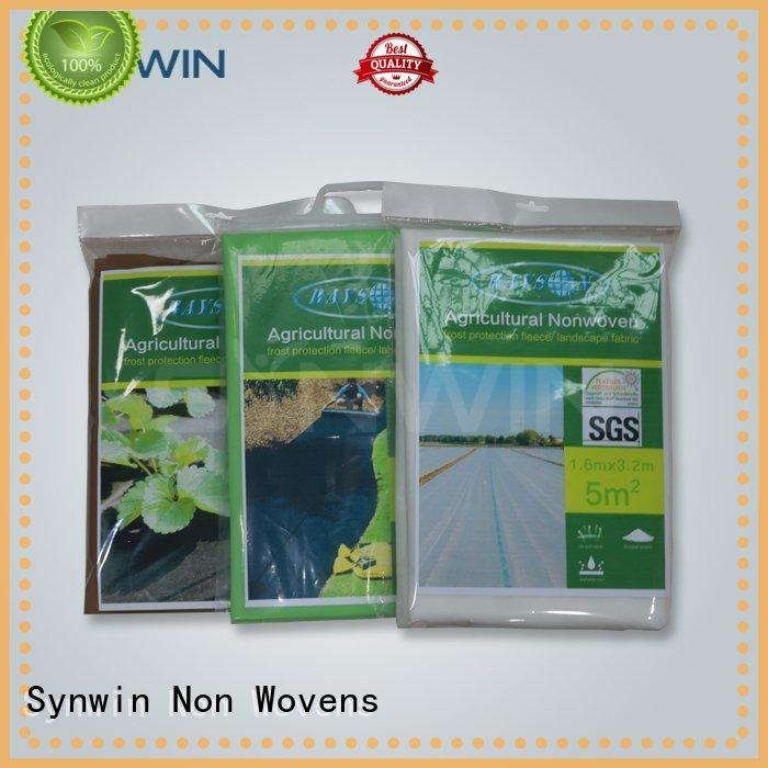 Synwin Non Wovens Brand quilting multifunctional shopping frost protection fleece