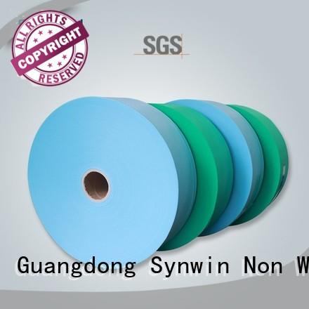 70gsm fabric cover pp woven fabric Synwin Non Wovens Brand