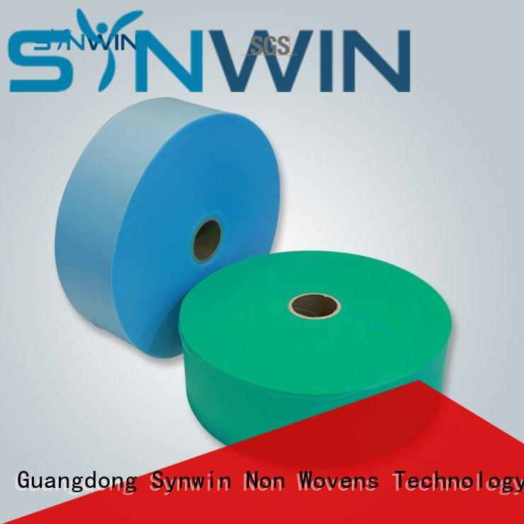 synwin pp non woven customized for wrapping