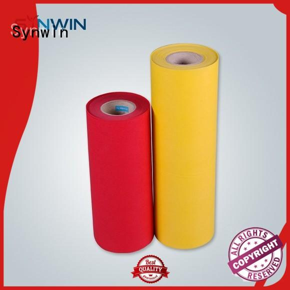 Synwin perforated pp non woven series for household