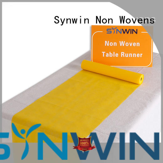 tablerunner for packaging Synwin Non Wovens