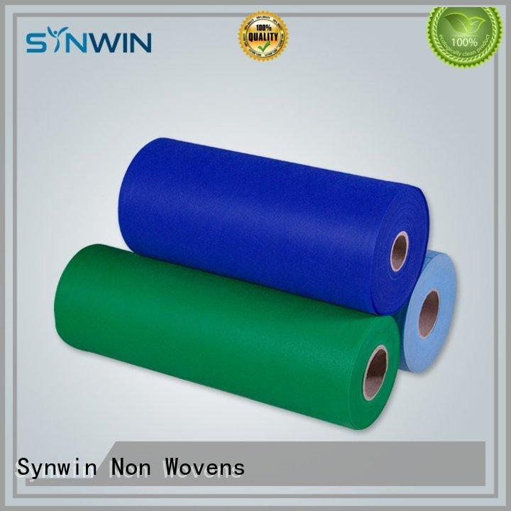 Synwin sms nonwoven supplier for tablecloth