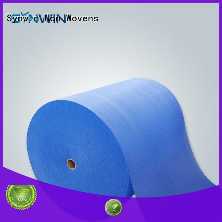 Synwin Non Wovens raw spunbond polypropylene inquire now for home
