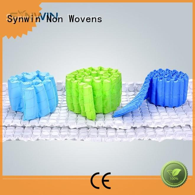 Synwin Non Wovens Brand high quality best spunbond polypropylene manufacture