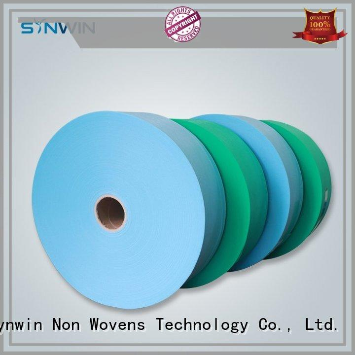 Anti bacteria SS Spunbond Nonwoven For Face Mask