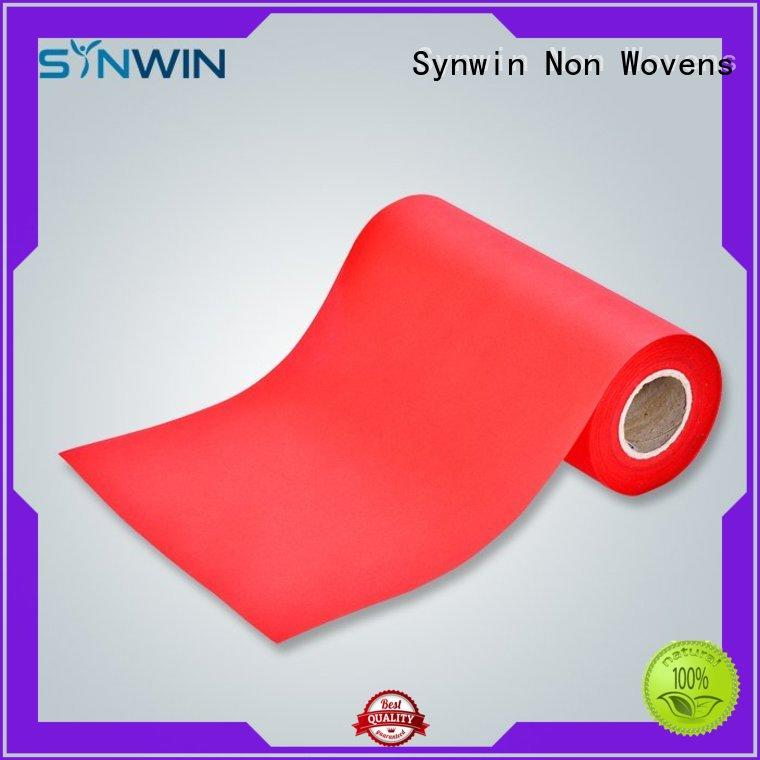 Synwin Non Wovens pp woven from China for wrapping