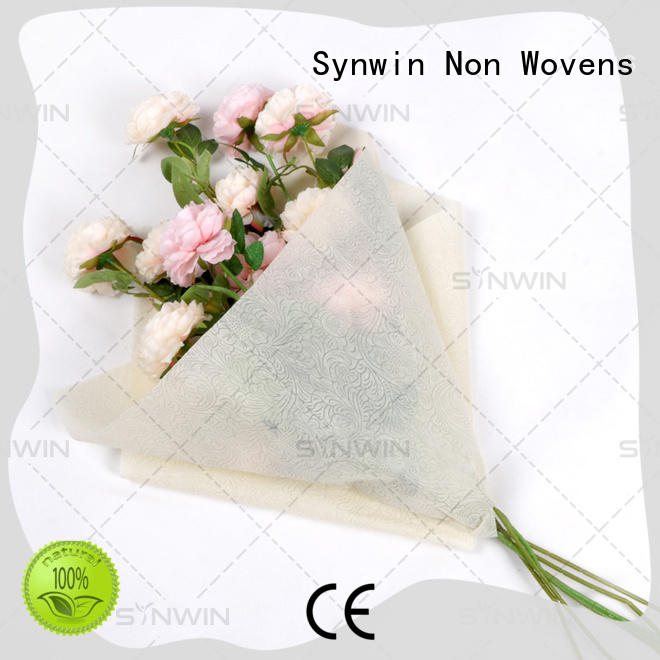 Synwin Non Wovens christmas gift wrap wholesale for packaging