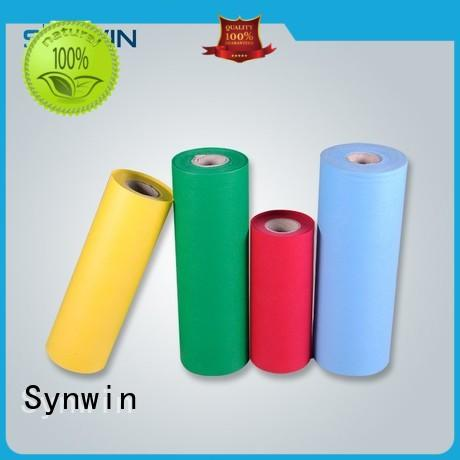 size pp non woven fabric customized for household