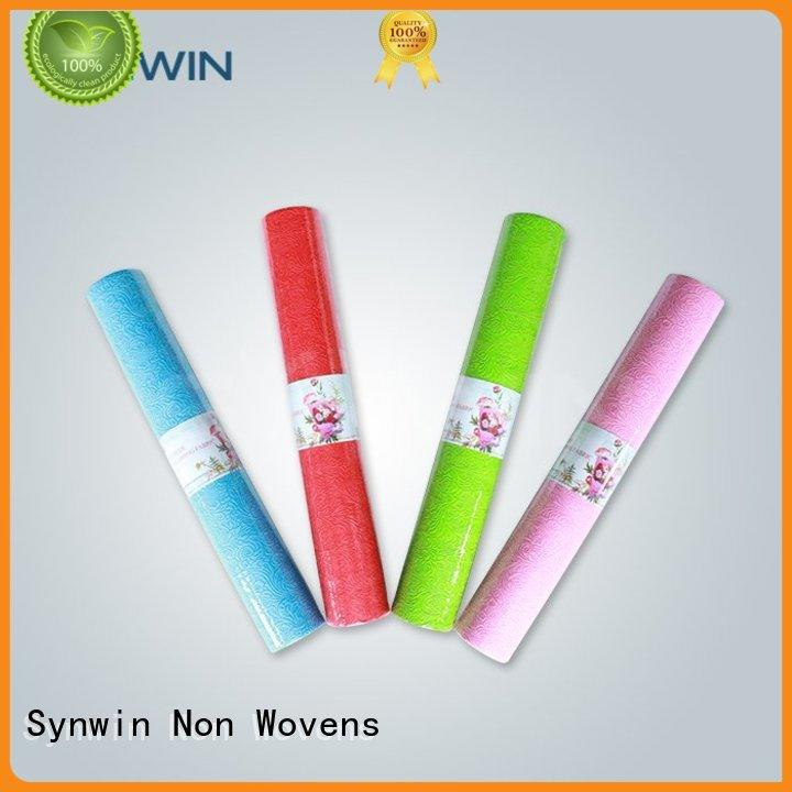 Synwin color christmas gift wrap wholesale for wrapping