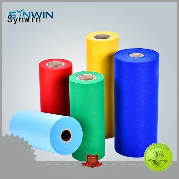Synwin elegant spunbond polyester design for tablecloth