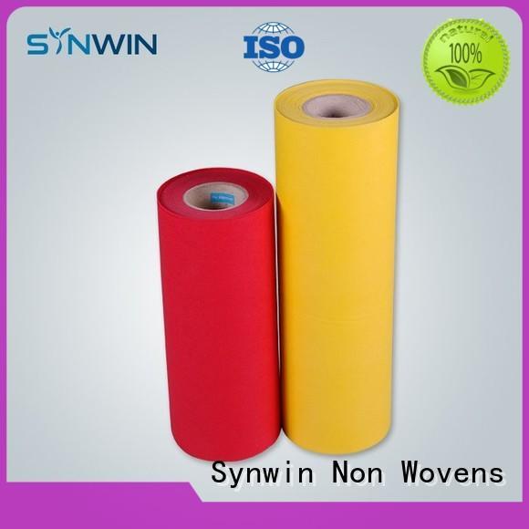 bib bedsheet pp woven fabric mini runner Synwin Non Wovens company