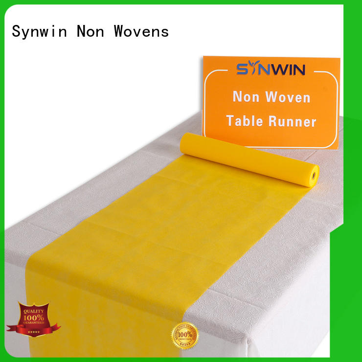Synwin tnt table covers wholesale series for wrapping