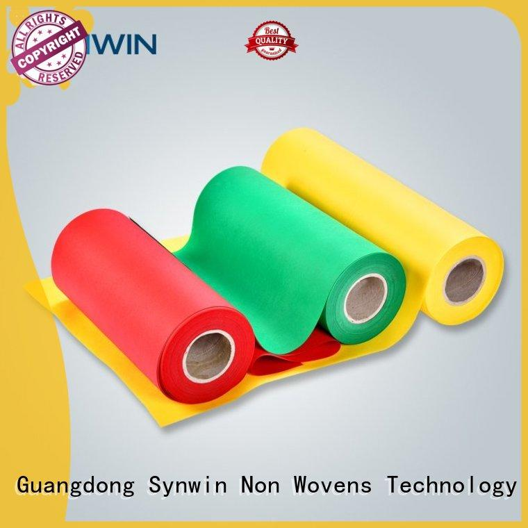 hydrophilic fabricfor Synwin Non Wovens Brand pp woven fabric