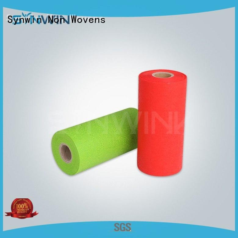 Synwin Non Wovens Brand extra block christmas gift wrapping paper side