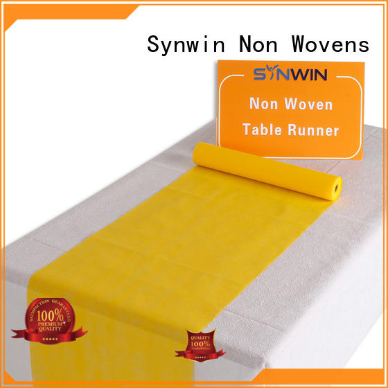 Synwin creative table covers wholesale from China for wrapping