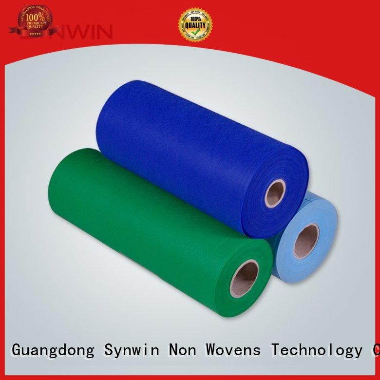 Synwin pp non woven series for wrapping