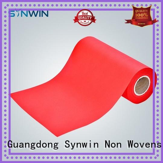 Synwin spunbond polyester with good price for tablecloth