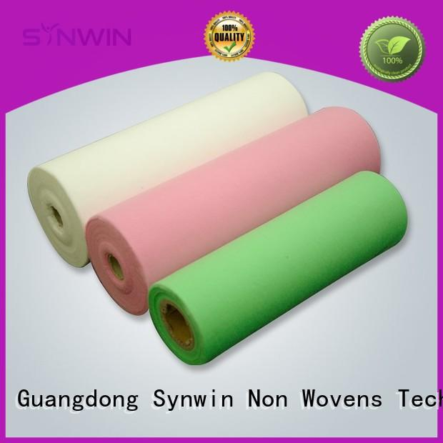 on pp non woven fabric manufacturer for packaging