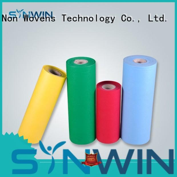 Synwin various pp non woven manufacturer for packaging