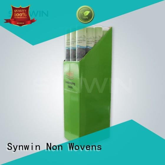 Synwin popular weed control fabric directly sale for outdoor