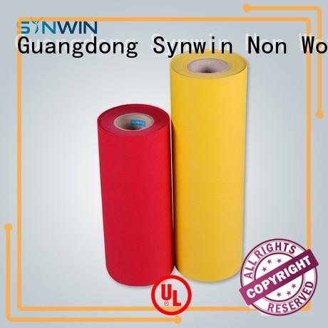 Synwin cover pp non woven manufacturer for packaging