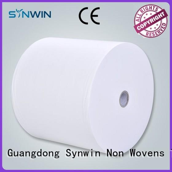 Hot multifunctional pp woven fabric material 64m Synwin Non Wovens Brand
