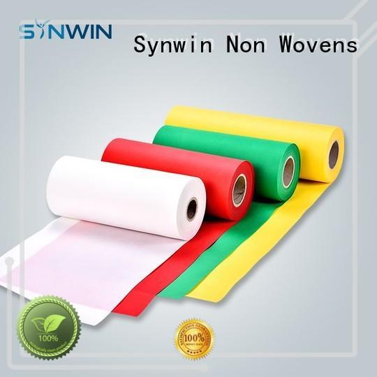 household non pp woven fabric small Synwin Non Wovens Brand