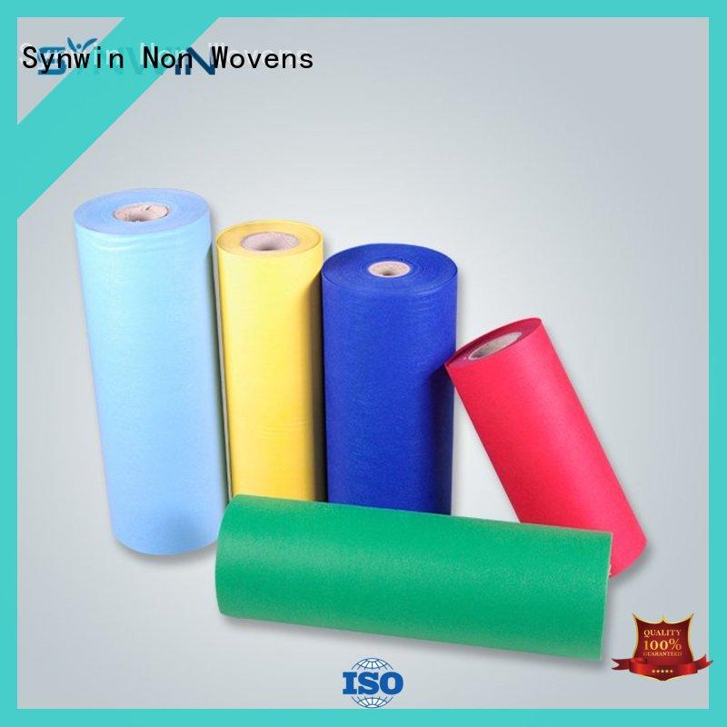 Synwin Non Wovens apron pp woven series for packaging