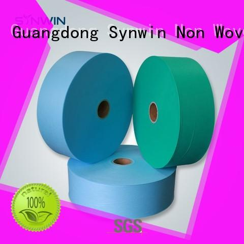fabrics pp non woven fabric manufacturer for packaging