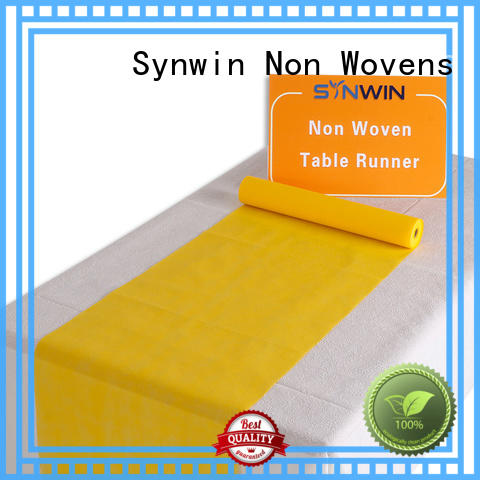 Synwin Non Wovens pp table covers wholesale manufacturer for packaging