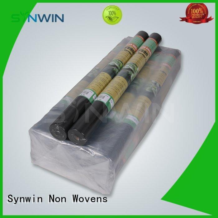Synwin Non Wovens block non woven polypropylene landscape fabric for outdoor