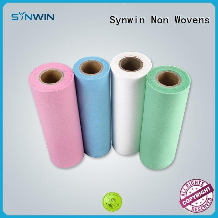 Synwin bacteria pp non woven customized for household