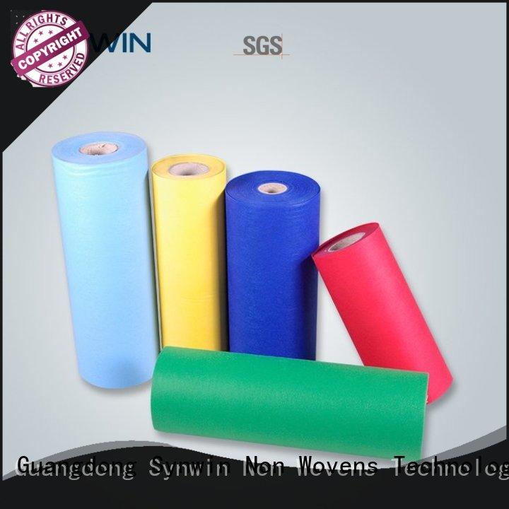Synwin baby pp non woven fabric directly sale for wrapping