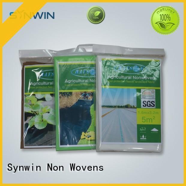 Synwin Non Wovens enviro frost protection fleece factory for hotel