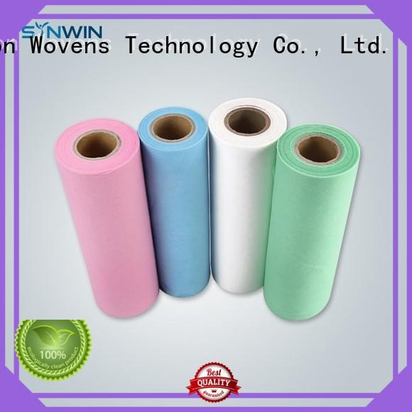 Synwin nontoxic pp non woven customized for wrapping