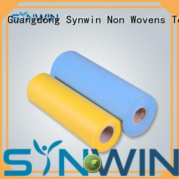 Synwin shoe pp non woven fabric directly sale for household
