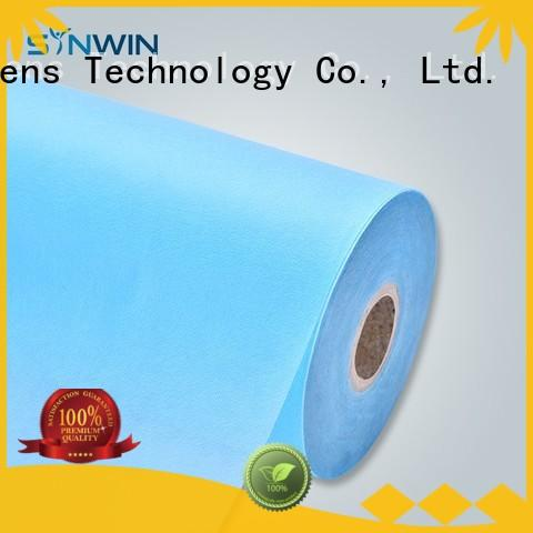 Synwin pp non woven fabric from China for wrapping
