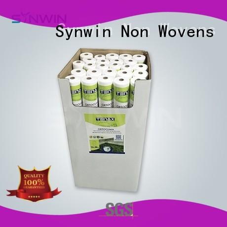 Synwin popular weed control fabric series for garden