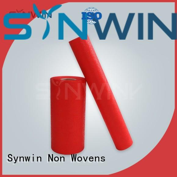 Hot gift wrapping paper ear Synwin Non Wovens Brand