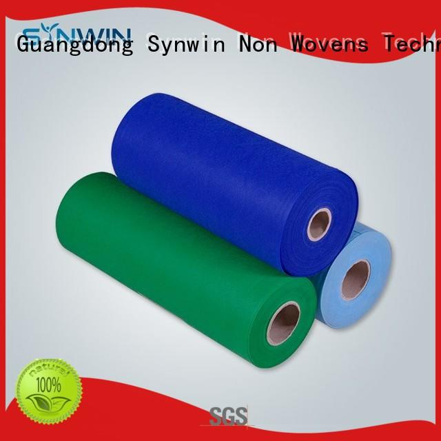 green pp non woven fabric manufacturer for wrapping