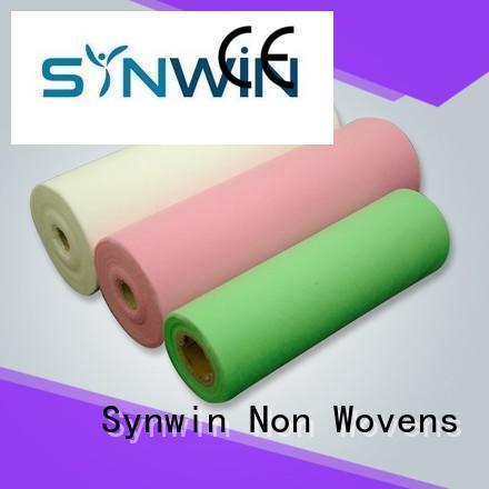Wholesale sanitary pp non woven fabric sofa Synwin Non Wovens Brand
