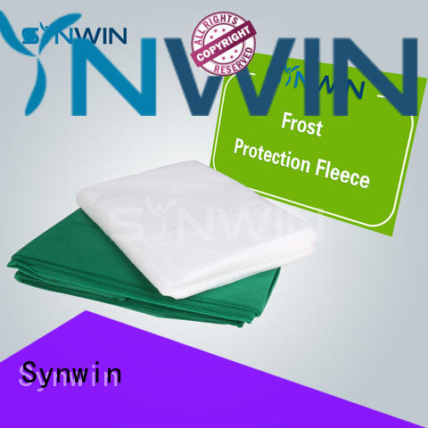 nonwoven frost protection fleece fabric with good price for tablecloth