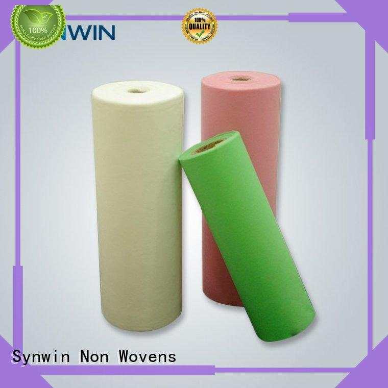 spunbond nonwoven fabric best top selling trendy Synwin Non Wovens Brand company