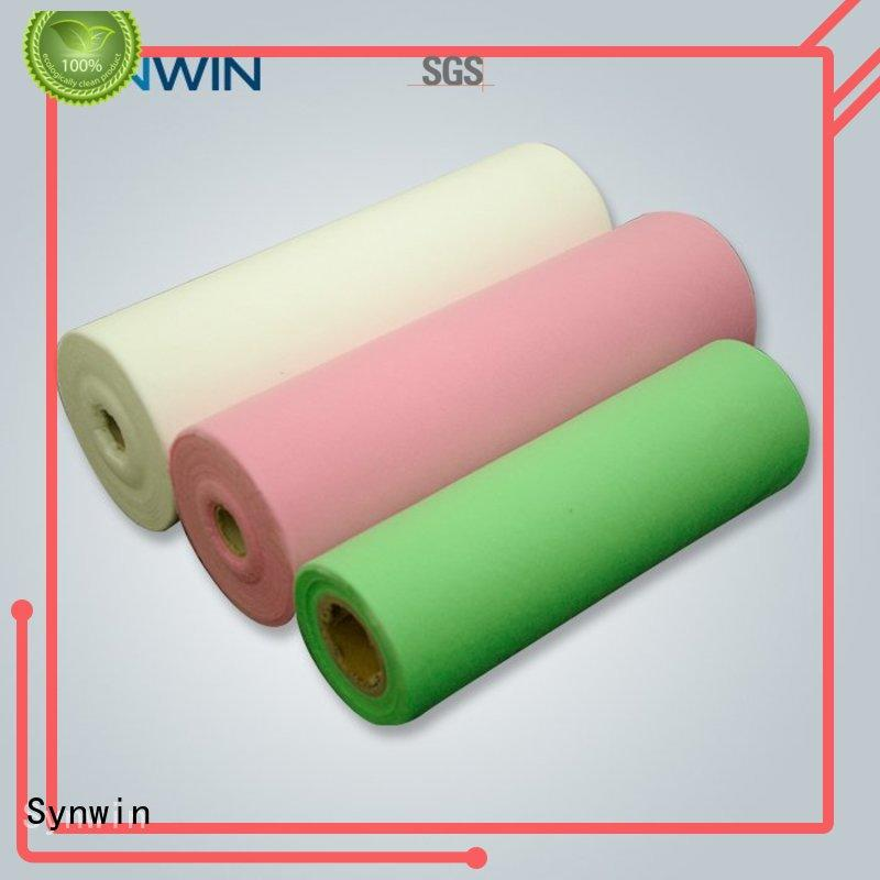 Synwin pp non woven fabric series for packaging