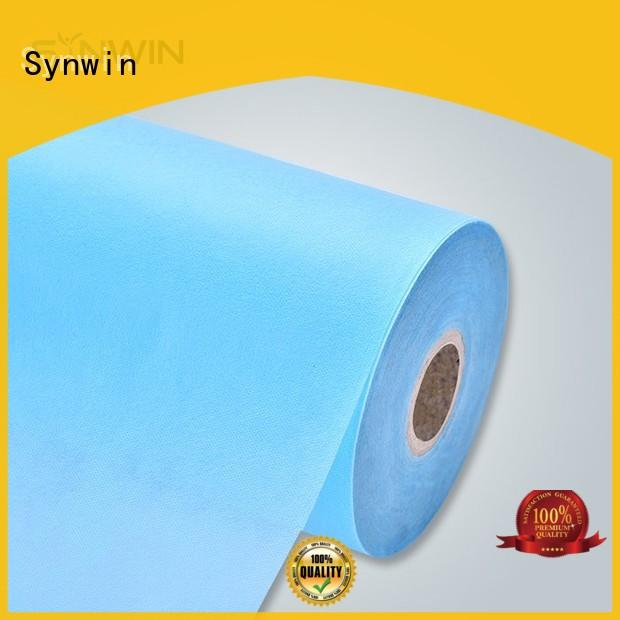 Synwin frontal pp woven fabric series for packaging