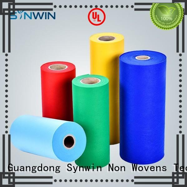 home spunbond polypropylene with good price for tablecloth