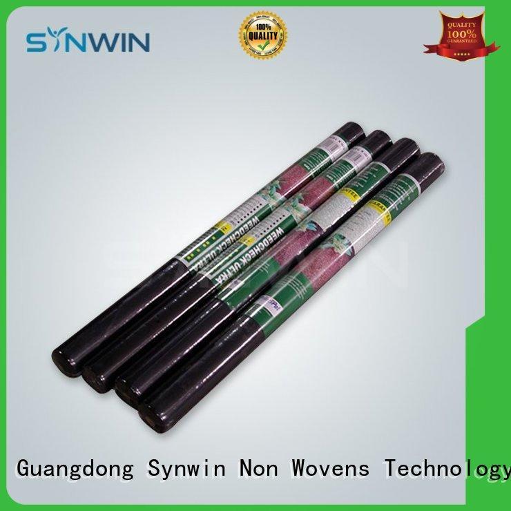 non woven polypropylene landscape fabric small blue spun Warranty Synwin Non Wovens
