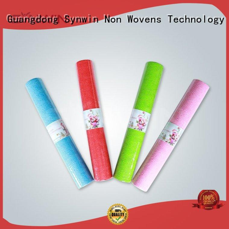 Hot christmas gift wrapping paper size Synwin Non Wovens Brand